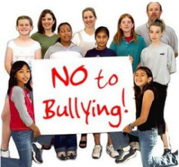 No to Bullying!